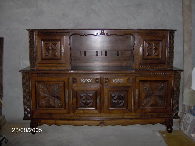 vds 2 salles a manger 1 henri ii 1 style basque ameublement maison servant 63560 annonce. Black Bedroom Furniture Sets. Home Design Ideas
