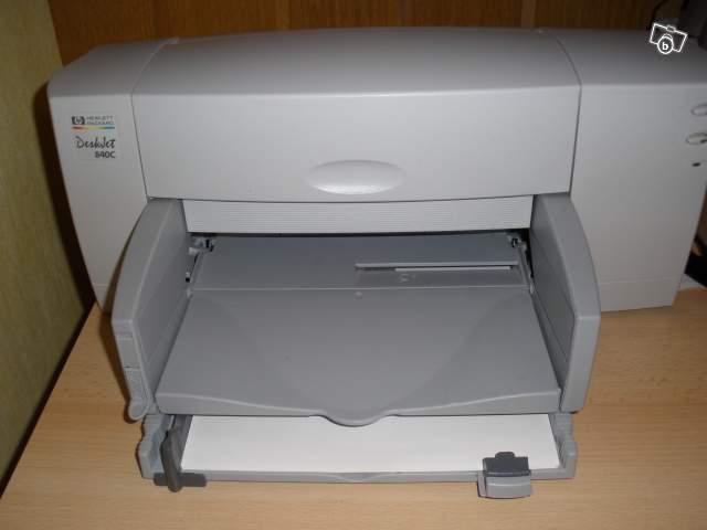 pilote imprimante hp deskjet 840c