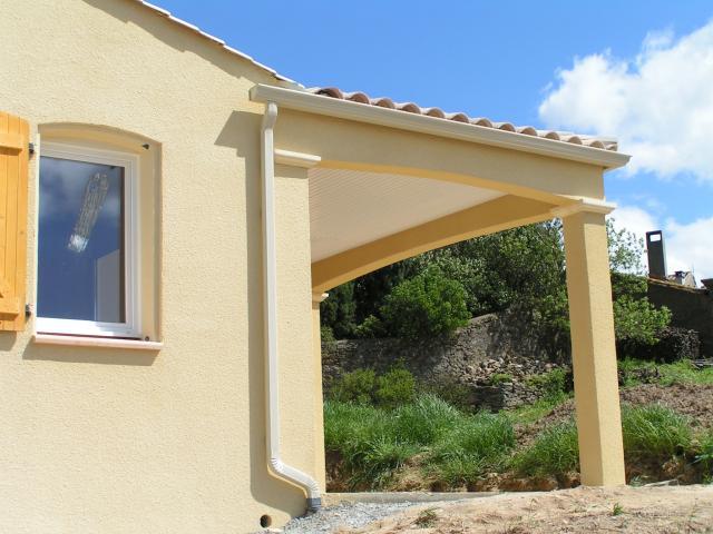 gouttiere alu pour balcon. Black Bedroom Furniture Sets. Home Design Ideas