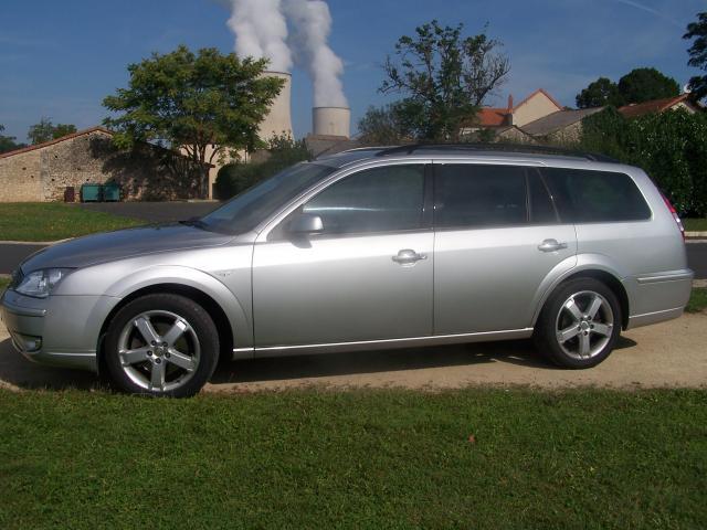 Vend Ford Mondeo Sw Titanium 2 Tdci 115 Voitures