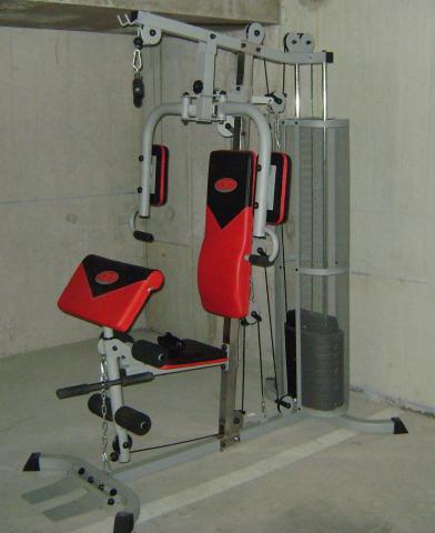 Station de musculation sports hobbies loisirs combourtill 35210 - Station de musculation professionnelle ...