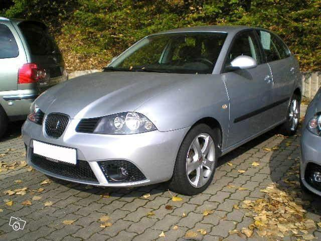 2007 seat ibiza fr 1 9 tdi related infomation. Black Bedroom Furniture Sets. Home Design Ideas