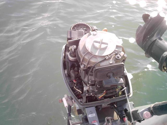 moteur honda 9 9 cv