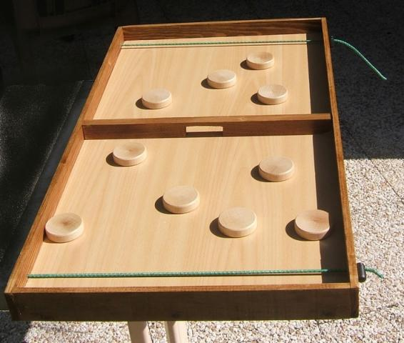 jeux en bois fabriquer id e int ressante pour la. Black Bedroom Furniture Sets. Home Design Ideas