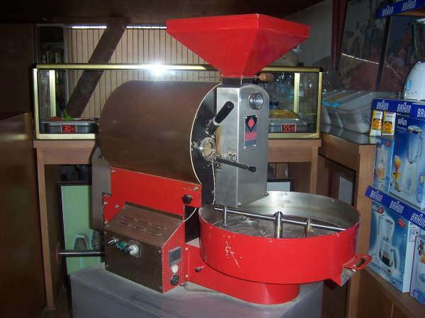 Torrefacteur a cafe mat riel professionnel loisirs for Materiel professionnel cafe