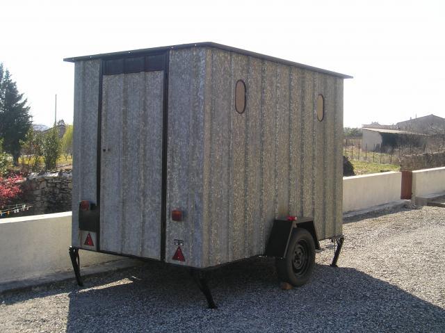 abri de chantier mat riel professionnel loisirs lachapelle sous aubenas 07200 annonce. Black Bedroom Furniture Sets. Home Design Ideas
