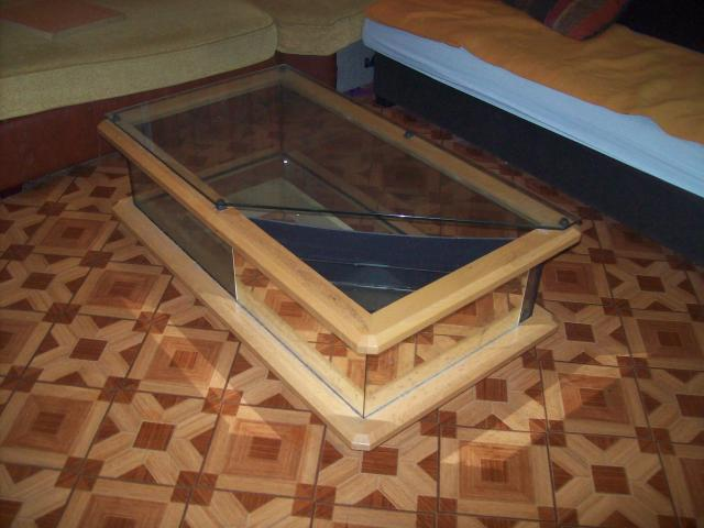 Table basse aquarium ameublement maison paris 75000 - Aquarium table basse de salon ...