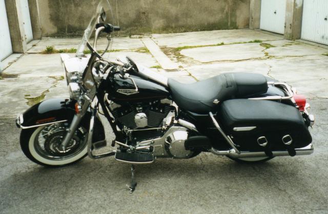 Vends Harley Davidson Road King