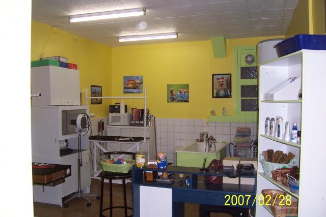 Mobilier table salon du chien rouen for Salon du chiot rouen
