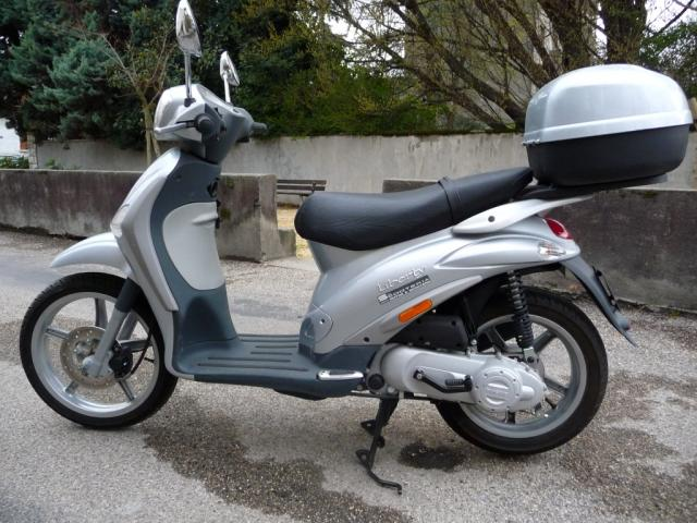 scooter piaggio liberty 50 cm3 motos v hicules grenoble. Black Bedroom Furniture Sets. Home Design Ideas