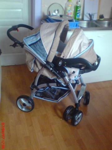 poussette babycoque tex baby equipement b b maison. Black Bedroom Furniture Sets. Home Design Ideas