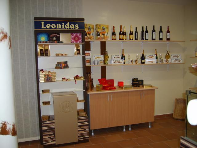 Quipement magasin de chocolats belges bureaux commerces immobilier - Magasin meuble belge ...