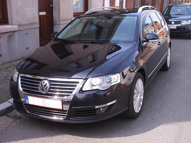 volkswagen passat sw dsl 2 0 tdi 16v highline 2006 voitures v hicules bavay 59570 annonce. Black Bedroom Furniture Sets. Home Design Ideas