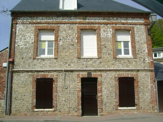 Maison de p cheur louer yport locations immobilier for Annonce maison a louer