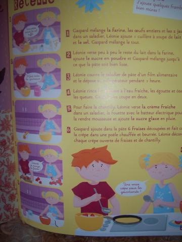 10 livres de cuisine pour les enfants livres loisirs la - Livres de cuisine pour enfants ...