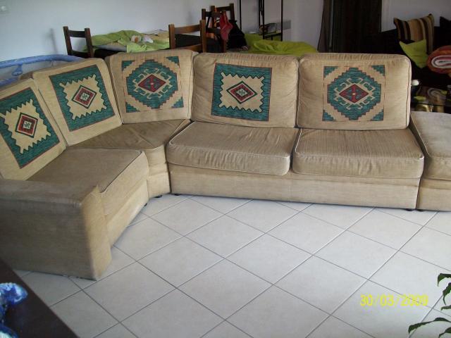 canap d 39 angle ligne roset ameublement maison lambesc 13410 annonce gratuite ameublement. Black Bedroom Furniture Sets. Home Design Ideas