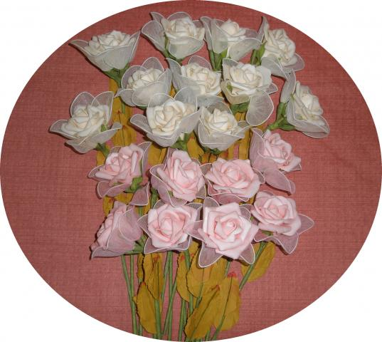 Fleurs Porte Dragees Decoration Maison Launaguet 31140