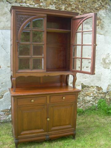meuble ancien avec vitrine ameublement maison touquin 77131 annonce gratuite ameublement. Black Bedroom Furniture Sets. Home Design Ideas