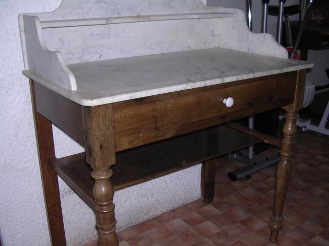 Meuble salle de bain ancien occasion coiffeuse ancienne en parfaite etat a - Coiffeuse meuble ancien ...
