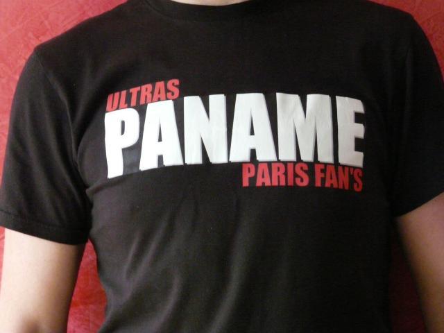 Tshirt Ultras Psg Vetements Accessoires Maison Boulogne