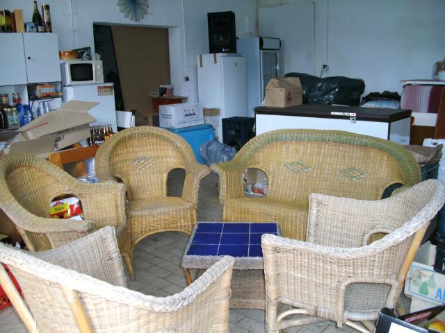 salon jardin rotin à rénover, Ameublement, Maison, Courpalay (77540 ...