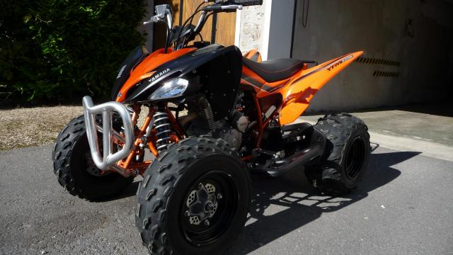 quad yamaha yfm 250 raptor motos v hicules montmirail 51210 annonce gratuite motos. Black Bedroom Furniture Sets. Home Design Ideas