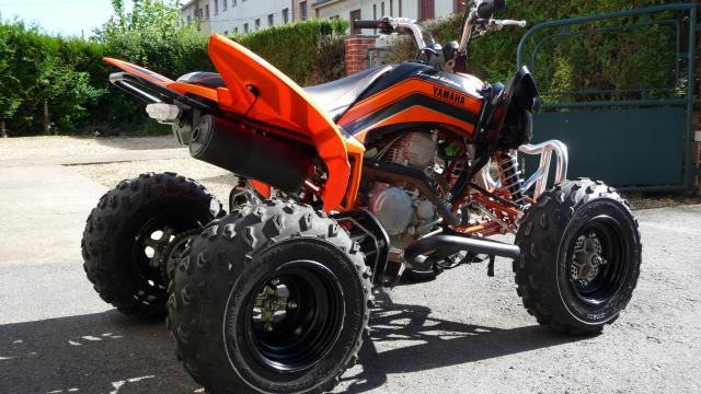 quad yamaha yfm 250 raptor motos v hicules montmirail 51210 annonce gratuite motos. Black Bedroom Furniture Sets. Home Design Ideas