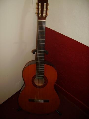 guitare seche housse pied instruments de musique. Black Bedroom Furniture Sets. Home Design Ideas