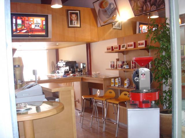 Torrefacteur cafe samiac sasa mat riel professionnel for Materiel professionnel cafe