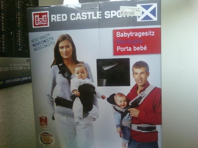 Prix Porte Bébé Red Castle Sport Porte B B Red Castle Sport Sur - Porte bébé red castle