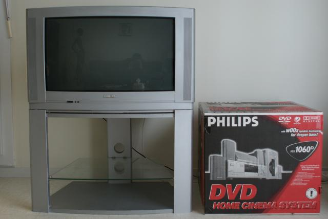 Ttv philips 82 cm home cinema avec ampli meuble tv - Meuble pour ampli home cinema ...