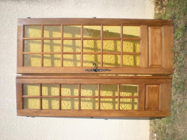 Double Porte De Salon En Bois Ameublement Maison