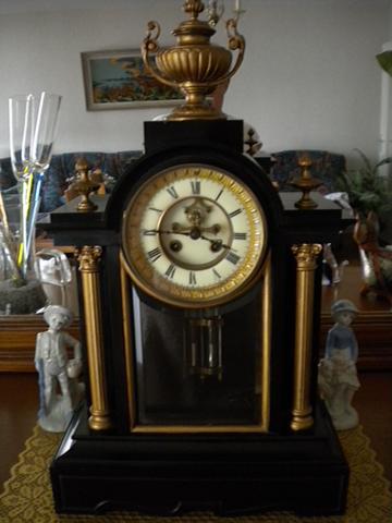 horloge ancienne d coration maison lyon 69000 annonce gratuite d coration. Black Bedroom Furniture Sets. Home Design Ideas
