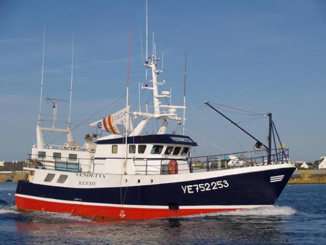 bateau de peche occasion professionnel