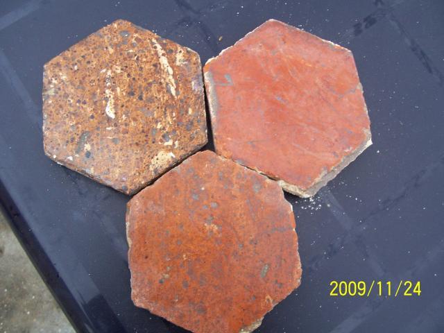 Vend tomettes anciennes hexagonales d coration maison gagny 93220 anno - Tomette ancienne prix ...