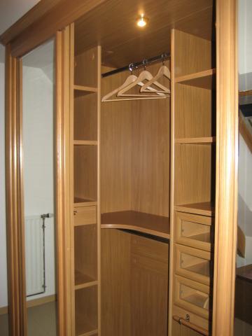 Dressing tandem cabine ameublement maison monc en belin 72230 annonce - Dressing cabine celio ...