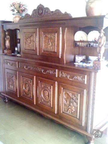 salle manger tr s beau mod le ameublement maison montreuil 93100 annonce gratuite. Black Bedroom Furniture Sets. Home Design Ideas