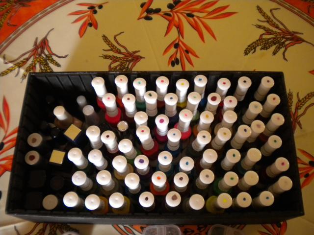 Malette complete de prothesie ongulaire mat riel for Malette de couture complete