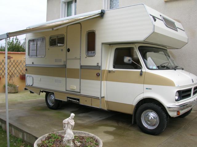 camping car bedford bon tat caravaning v hicules labrugui re 81290 annonce gratuite. Black Bedroom Furniture Sets. Home Design Ideas