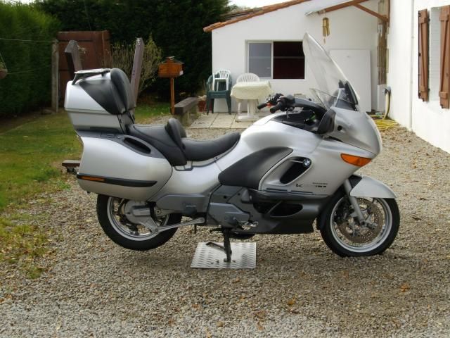 bmw k 1200 lt motos v hicules albi 81000 annonce gratuite motos. Black Bedroom Furniture Sets. Home Design Ideas