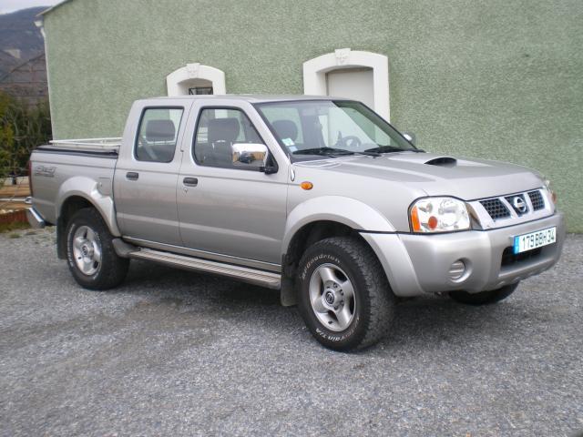 4x4 Nissan Navara Pick Up 2 5 Di Voitures V 233 Hicules La