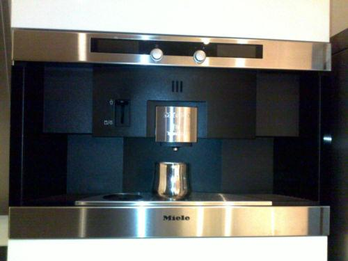 Nespresso Miele Encastrable Electrom 233 Nager Maison