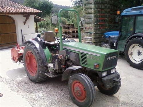 Tracteur fendt occasion vigneron