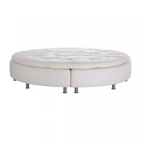 Lit rond ikea complet ameublement maison nancy 54100 for Lit rond ikea