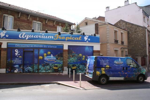 magasin sp cialis en aquariophilie proche de paris bureaux commerces immobilier montrouge. Black Bedroom Furniture Sets. Home Design Ideas
