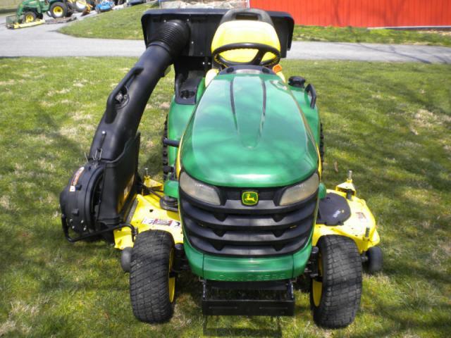 tracteur tondeuse john deere x540 bricolage jardinage maison lille 59800 annonce. Black Bedroom Furniture Sets. Home Design Ideas