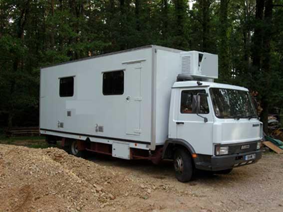 camion am nag m decine du travail utilitaires v hicules toulouse 31500 annonce gratuite. Black Bedroom Furniture Sets. Home Design Ideas