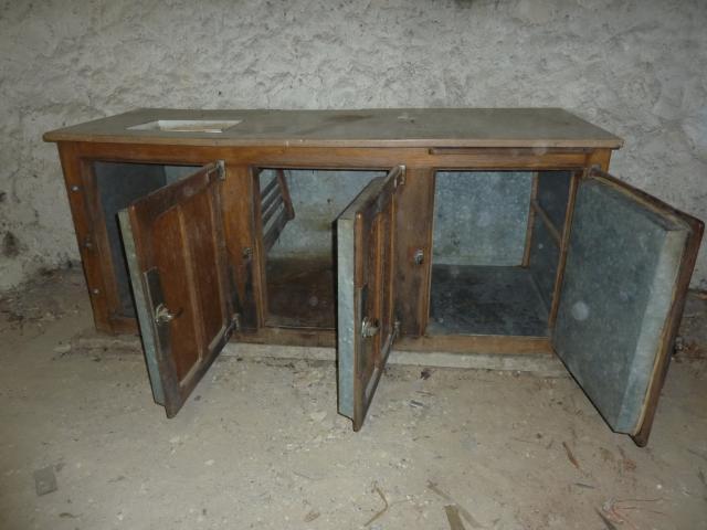 Meuble thermo isol ancien picerie ferm e en 1971 for Annonce meuble ancien