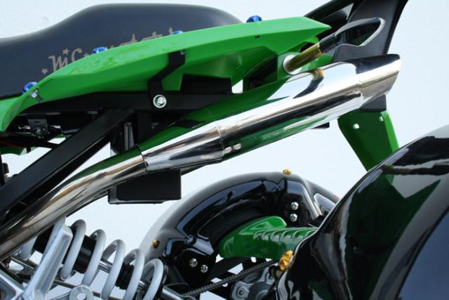 Quad Spyder 250cc Quad Eec Atv Spyder 250cc