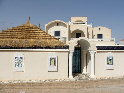 Vente villa maison djerba zarzis titre bleu ventes for Annonce maison tunisie